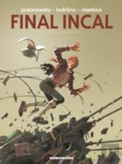 Final Incal: Deluxe Edition