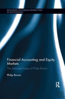 Bertrand.pt - Financial Accounting And Equity Markets