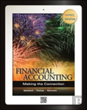 Financial Accounting: Making The Connection With Connect Plus And Learnsmart1