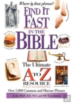 Bertrand.pt - Find It Fast In The Bible