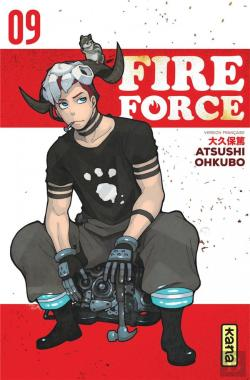 Bertrand.pt - Fire Force, Tome 9