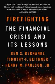 Firefighting - The Financial Crisis and Its Lessons
