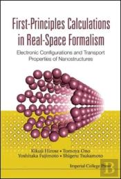 First-Principles Calculations In Real-Space Formalism