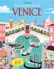 First Sticker Book Venice