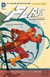 Flash Volume 5: History Lessons Tp (The New 52)