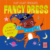 Flip-Flap Friends: Fancy Dress