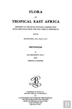 Bertrand.pt - Flora Of Tropical East Africa - Proteaceae (1993)