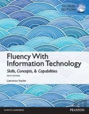Fluency With Information Technology: Global Edition