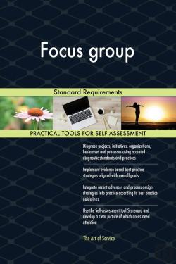 Bertrand.pt - Focus Group Standard Requirements