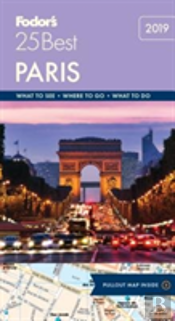 Fodor'S Paris 25 Best