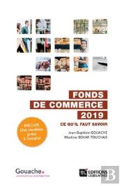 Fonds De Commerce 2019