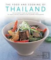 Food & Cooking Of Thailand