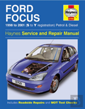 Ford Focus Owners Workshop Manual