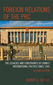 Foreign Relations Of The Prc 2cb