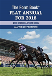 Form Book Flat Annual For 2018