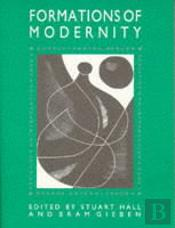 Formations Of Modernity