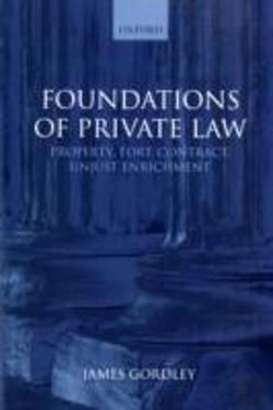 Bertrand.pt - Foundations Of Private Law