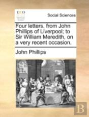 Four Letters, From John Phillips Of Live