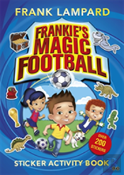 Frankie'S Magic Football Sticker Activity Book