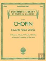 Frederic Chopin Favourite Piano Works