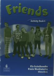 Friends 1: (Global) Activity Book