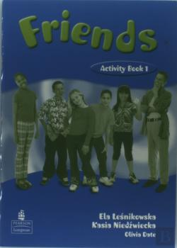 Bertrand.pt - Friends 1: (Global) Activity Book