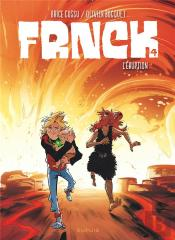 Frnck T4 Frnck - Tome 4 - L'Eruption