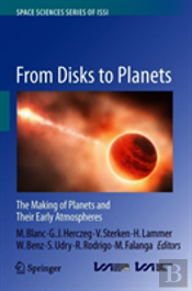From Disks To Planets