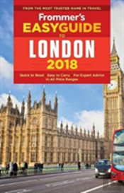 Frommer'S Easyguide To London 2018