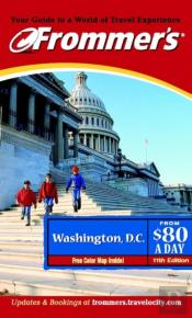 Frommer'S Washington, Dc From $70 A Day
