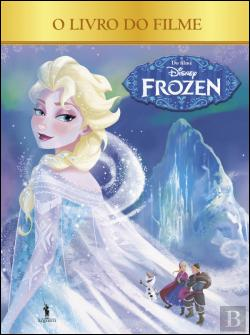 Bertrand.pt - Frozen - Livro do Filme