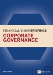 Ft Briefing: Corporate Governance