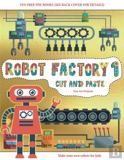 Bertrand.pt - Fun Art Projects (Cut And Paste - Robot Factory Volume 1)
