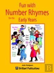 Fun With Number Rhymes For The Early Years