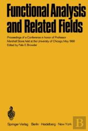 Functional Analysis And Related Fields