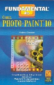 Fundamental do Corel Photo-Paint 10