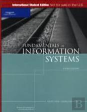 Fundementals Of Information Systems