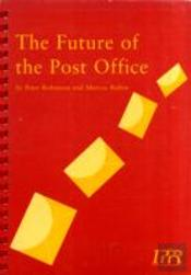 Future Of The Post Office