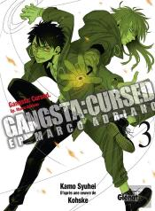 Gangsta Cursed - Tome 03