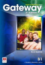 Gateway 2nd Edition B1 Digital Student'S Book Pack