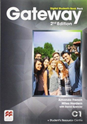 Gateway 2nd Edition C1 Digital Student'S Book Pack