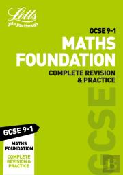 Gcse 9-1 Maths Foundation Complete Revision & Practice
