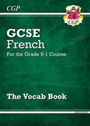 Gcse French Vocabulary Book