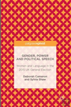 Bertrand.pt - Gender, Power And Political Speech