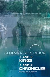 Genesis To Revelation: 1 And 2 Kings, 1 And 2 Chronicles Participant Book [Large Print]