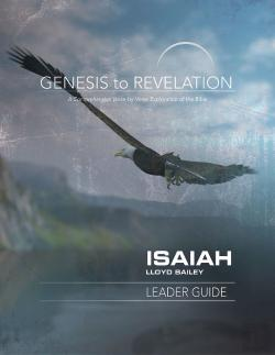 Bertrand.pt - Genesis To Revelation: Isaiah Leader Guide