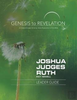 Bertrand.pt - Genesis To Revelation: Joshua, Judges, Ruth Leader Guide