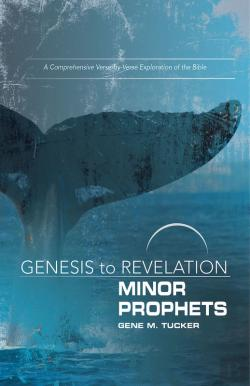 Bertrand.pt - Genesis To Revelation: Minor Prophets Participant Book Large Print