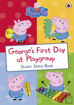 Bertrand.pt - George'S First Day At Playgroup