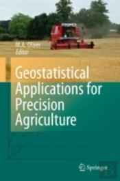 Geostatistical Applications For Precisio